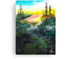 Good Morning 3 Canvas Print