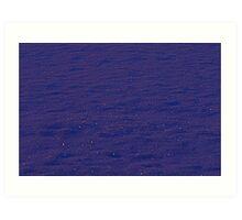 constellation d'hiver  Art Print