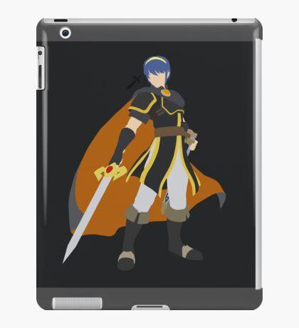 Marth (Black) - Super Smash Bros. iPad Case/Skin