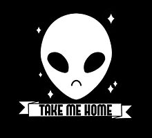 SPARKLING ALIEN - Take me home by COCHOCO