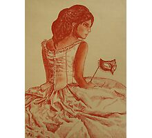 Belle of the Ball Photographic Print