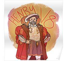 HENRY V8 Poster