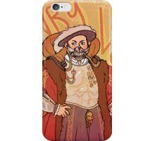 HENRY V8 iPhone Case/Skin
