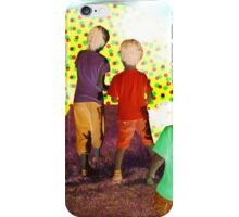 Let's go to the Mushroom Sun iPhone Case/Skin