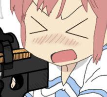Nichijou - P90 Misato Sticker