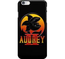 Mushnik's Kombat iPhone Case/Skin