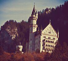 Neu Schwanstein Castle by Julia Goss