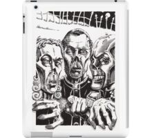 The Graveyard Book, 'The Ghouls' - ink iPad Case/Skin