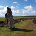Standing Stones of Stenness - Orkney Isles by WillH