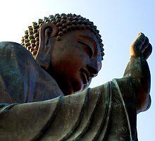 The Big Buddha by JodieT