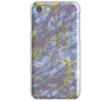 Evan's Marble Painting iPhone Case/Skin