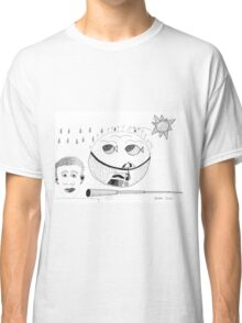 DRAWING By Moma Bjekovic Classic T-Shirt