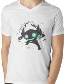 Sableye In A Cave Mens V-Neck T-Shirt