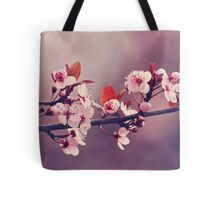 Soft side of Spring III Tote Bag