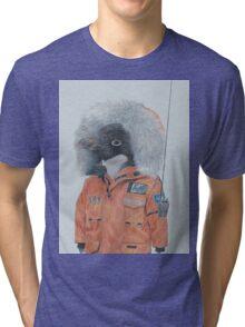 Antarctic Penguin Tri-blend T-Shirt