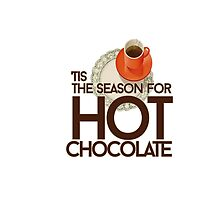 Tis the season for hot chocolate  by Boogiemonst