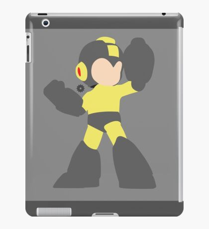 Mega Man (Black) - Super Smash Bros. iPad Case/Skin
