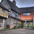 Leicester Square,Penshurst,Kent by brianfuller75