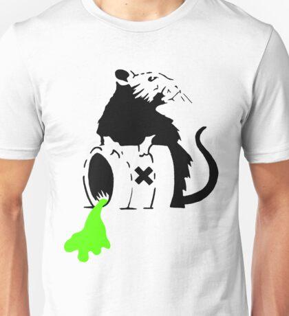 Banksy - Toxic Rat Unisex T-Shirt