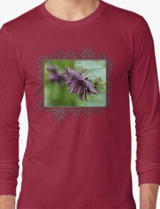 Columbine named Miss M.I. Huish Long Sleeve T-Shirt