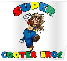 Super Cooter Bros. Poster