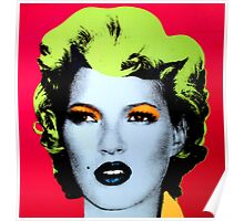 Banksy - Kate Moss Poster