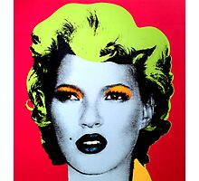 Banksy - Kate Moss Photographic Print