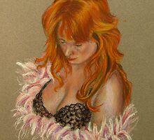 Lady in Lace by John Entrekin
