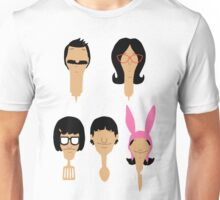 Belcher Family Utensils Unisex T-Shirt