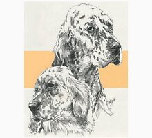English Setter Father & Son Unisex T-Shirt
