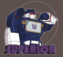 Soundwave: Superior (bust) by NDVs