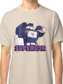 Soundwave: Superior (bust) Classic T-Shirt