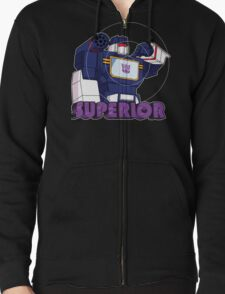 Soundwave: Superior (bust) T-Shirt