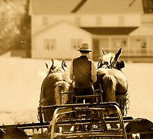 """"""" Moving to Home """" sepia # 2 by canonman99"""