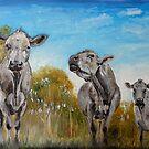 MOO by Wayne Dowsent