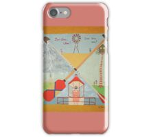 Moonrise Kingdom - Wes Anderson Painting iPhone Case/Skin