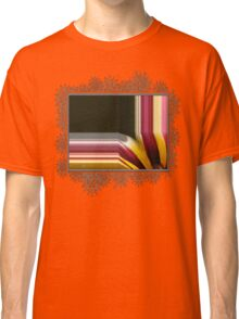 Gazania named Big Kiss White Flame Classic T-Shirt