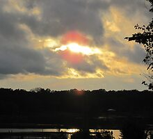 Sun in The Clouds by tmarie1