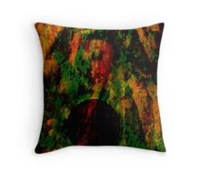 Hole of Time Throw Pillow