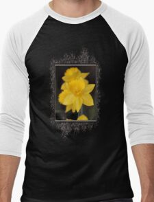 Daffodil named Exception Men's Baseball ¾ T-Shirt