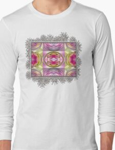 Star Elite Abstract Long Sleeve T-Shirt