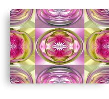 Star Elite Abstract Canvas Print