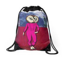 OWL CAMP Drawstring Bag