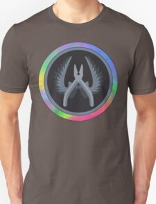 CS:GO - Holo Color CT T-Shirt