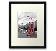 Buccaneer Framed Print