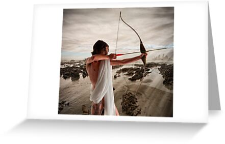 The Archer by Mel Brackstone.com