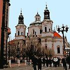 Streets of Prague by NordicBuckeye