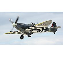 Supermarine Spitfire Photographic Print