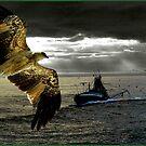 Dawn Patrol by Mike Larder