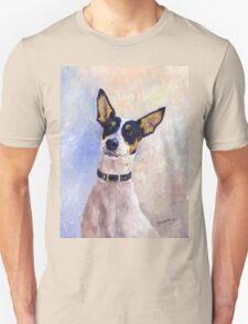 Daisy - Portrait of a Ratonero Bodeguero Andaluz T-Shirt